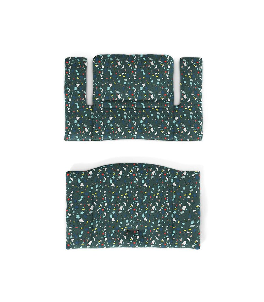Coussin Tripp Trapp® Classic, Terrazzo Petrol, mainview view 7