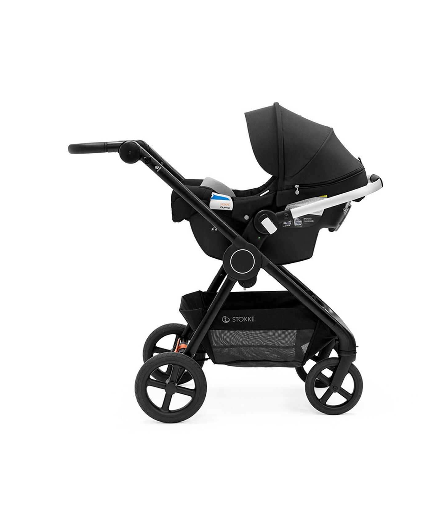 Stokke® Beat™ with Car Seat, Stokke® PIPA by Nuna®. US version.