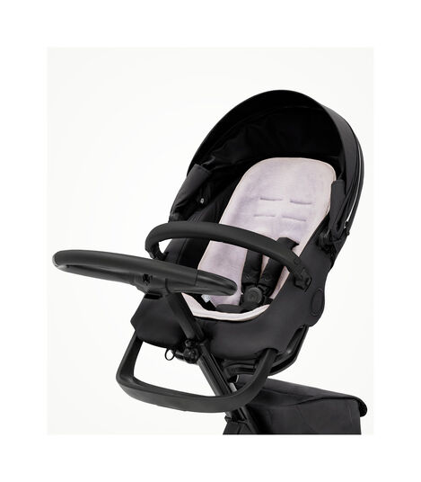 Stokke® Stroller AllW Inlay GrPr, Grey Pearl, mainview view 3