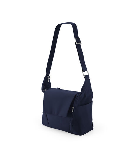Stokke® Changing Bag Deep Blue, Deep Blue, mainview view 5