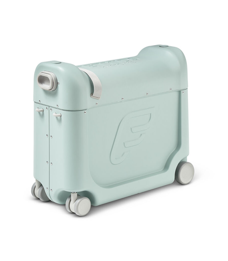JetKids™ by Stokke® BedBox V3 in Green Aurora. view 13