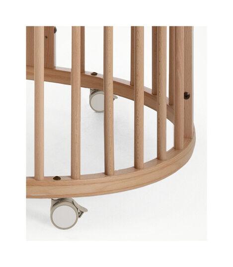 Stokke® Sleepi™ Crib/Bed Natural, Natural, mainview view 4