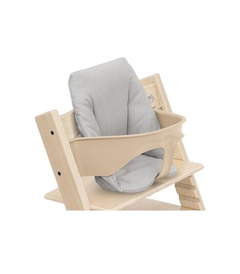 Tripp Trapp® Baby Cushion Timeless Grey OCS, Ponadczasowa szarość, mainview view 2