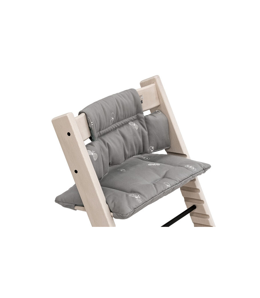 Mina Perhonen x Stokke® - Cushion Collection for Tripp Trapp®. Choucho pattern.