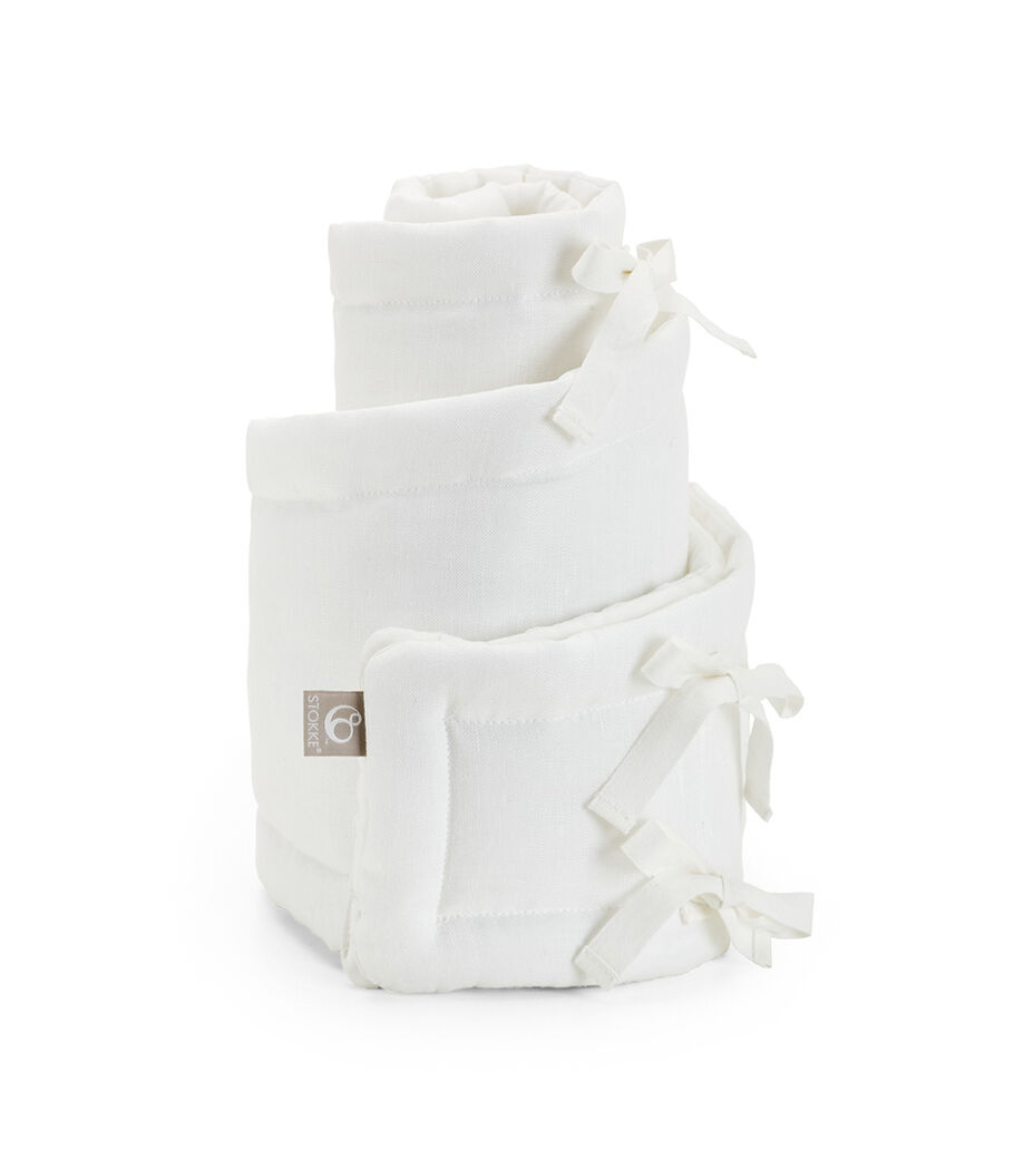 Stokke® Sleepi™ Mini Sengekant, White, mainview view 12
