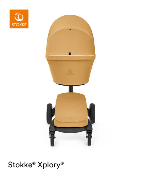 Stokke® Xplory® X Carry Cot Golden Yellow, Золотисто-желтый, mainview view 11