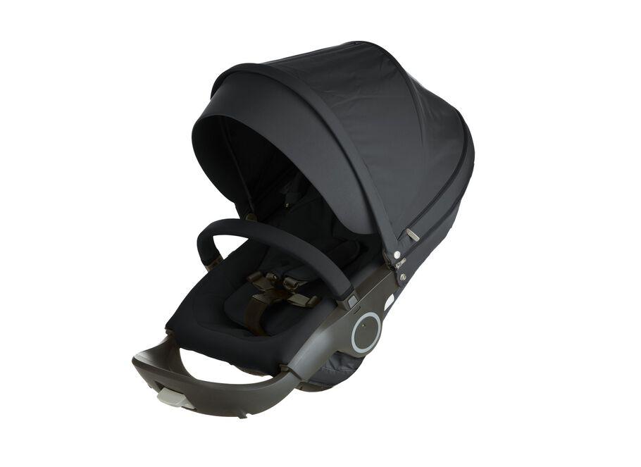 Stokke® Stroller Seat. Black