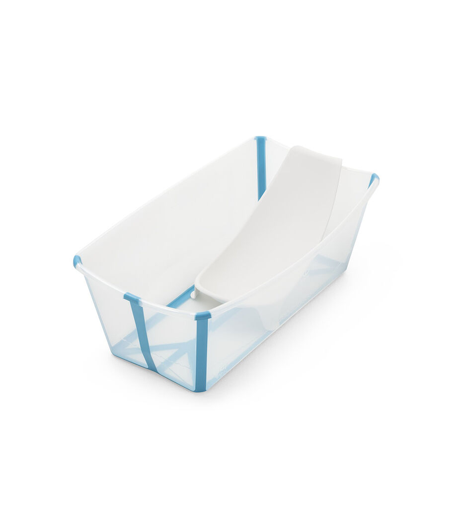 Bath tub, Transparent.