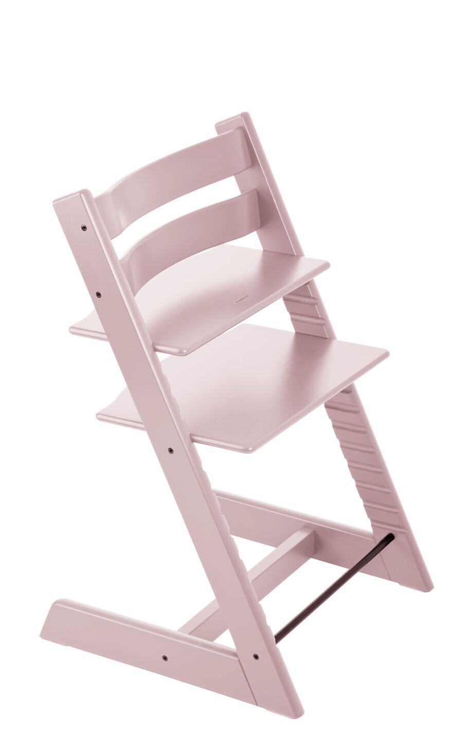 Highchair, Pale Pink.