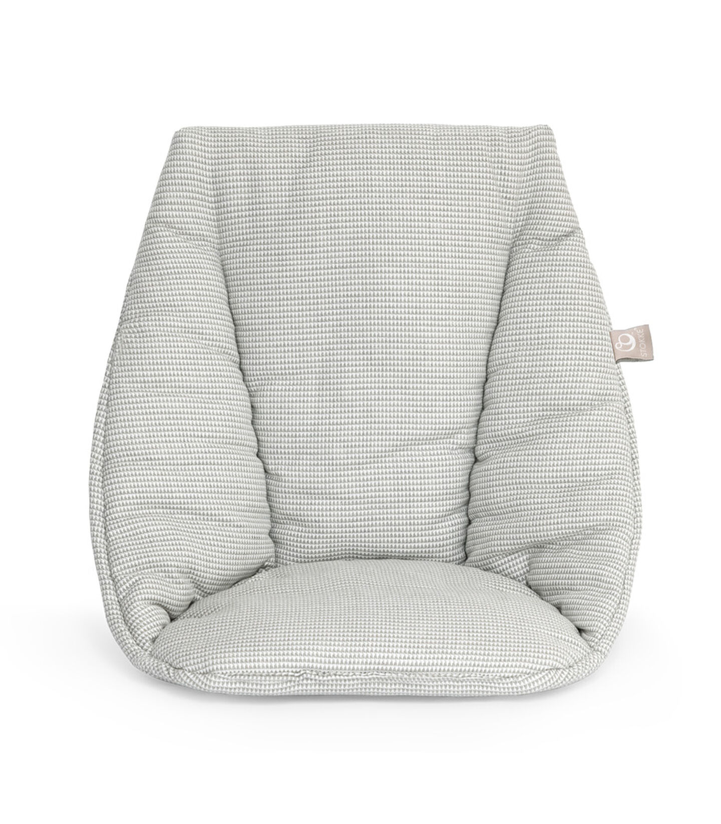 Tripp Trapp® Baby Cushion Nordic Grey, Nordic Grey, mainview view 2
