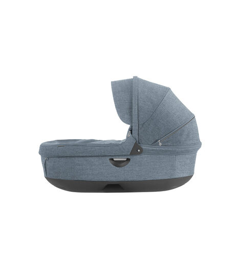 Stokke® Stroller Carry Cot. Nordic Blue. (Canopy not included).