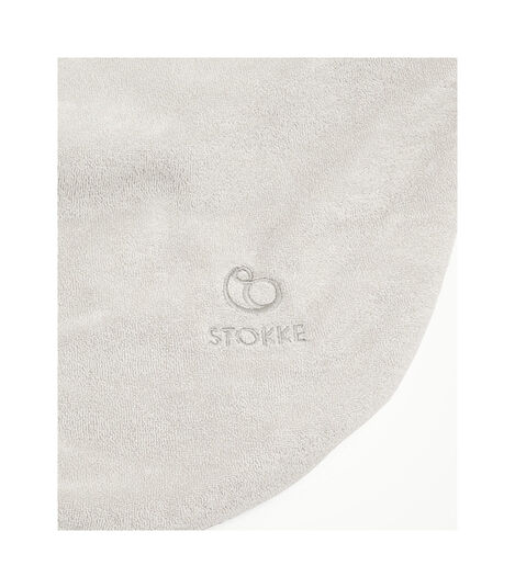 Stokke® Xplory® X Summer Cover Light Grey, Light Grey, mainview view 3
