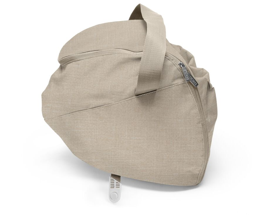 Stokke® Xplory® accessories. Shopping Bag, Beige Melange.