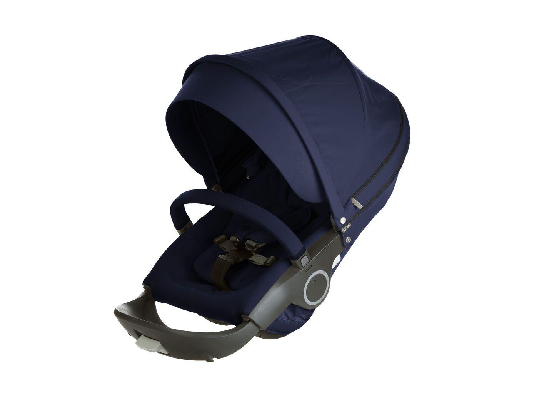 Stokke® Stroller Seat. Deep Blue.