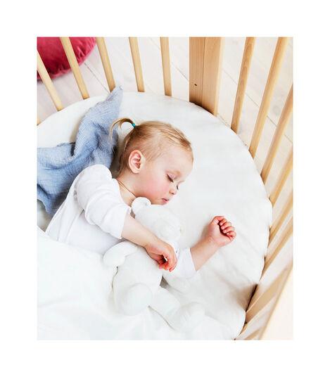 Stokke® Sleepi™ Bed Hazy Grey, Hazy Grey, mainview view 4