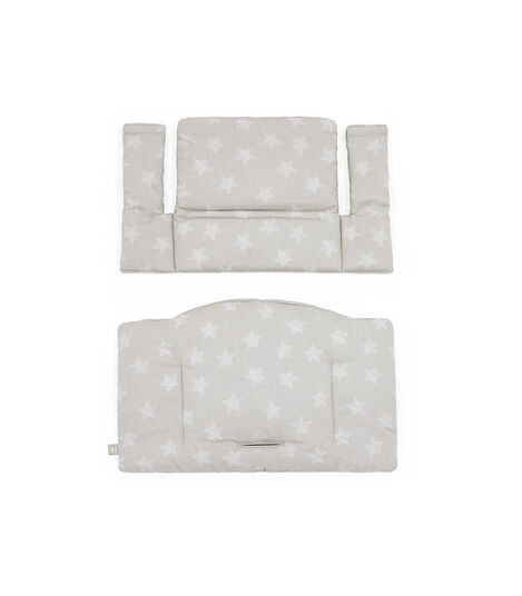Cuscino Classico Tripp Trapp® Stelle argentate OCS, Stelle argentate, mainview view 3