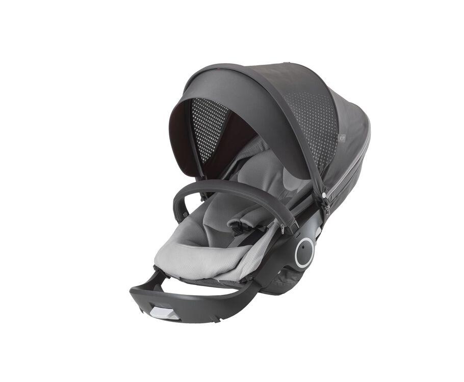 Stokke® Stroller Seat. Athleisure Grey.