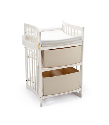 Changing Table, White.