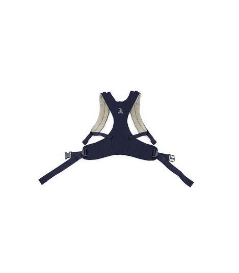 Porte-bébé ventral et dorsal Stokke® MyCarrier™ Deep Blue, Bleu foncé, mainview view 5