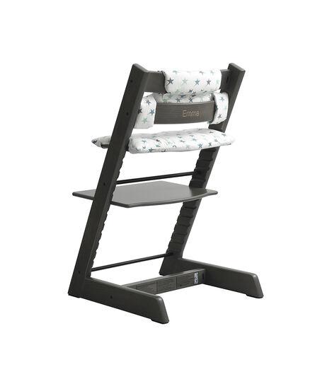 Tripp Trapp® Chair Hazy Grey, Hazy Grey, mainview view 6