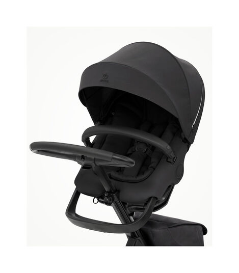 Stokke® Xplory® X Насыщенный черный, Насыщенный черный, mainview view 3