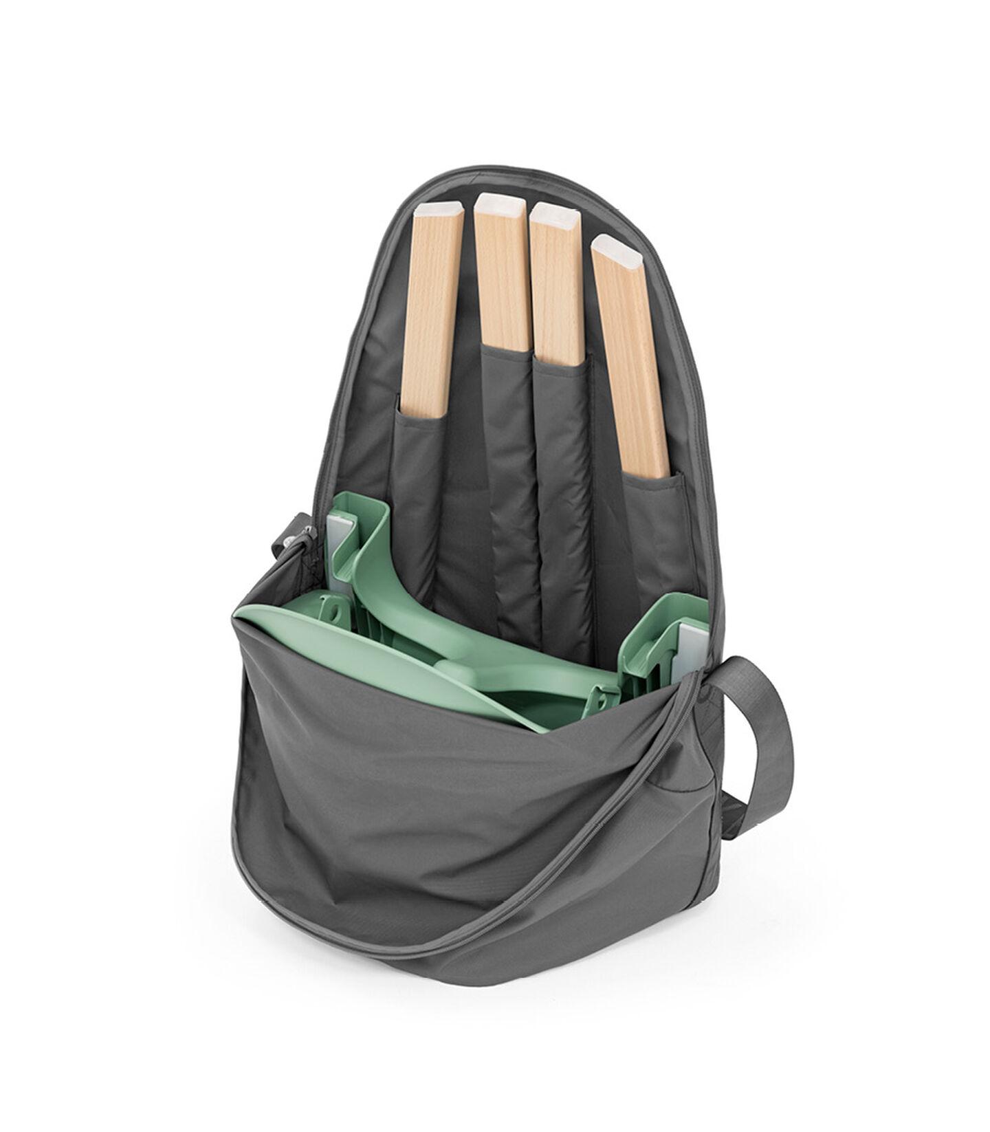 Stokke® Clikk™ Travel Bag Dark Grey, Dark Grey, mainview view 2