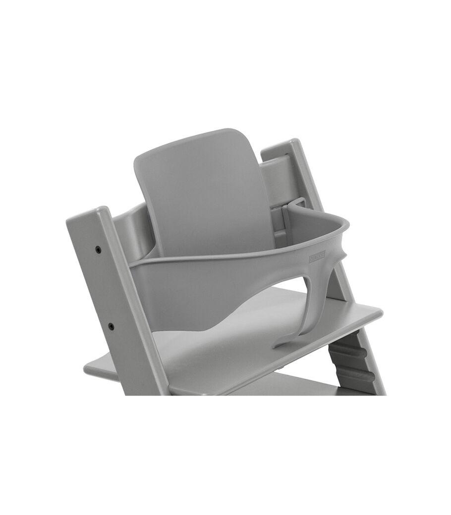 Tripp Trapp® Baby Set 成長椅護圍, 亮灰, mainview