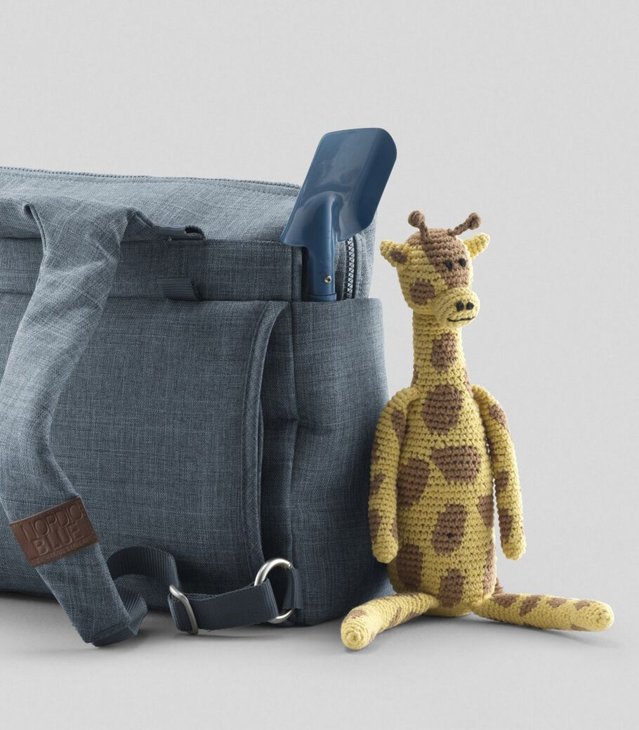 Stokke® Trailz™ Changing Bag, Nordic Blue.