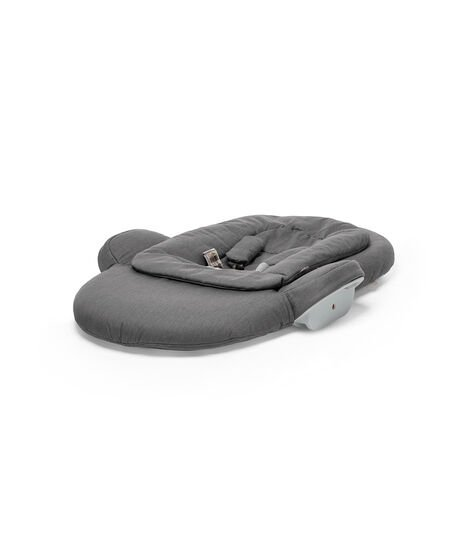 Stokke® Steps™ Newborn Set Deep Grey, Gris Oscuro / Blanco, mainview