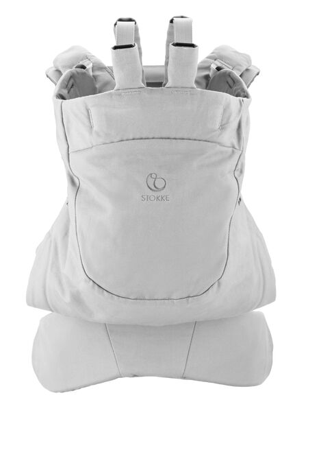 Stokke® MyCarrier™ Back Carrier Grey.