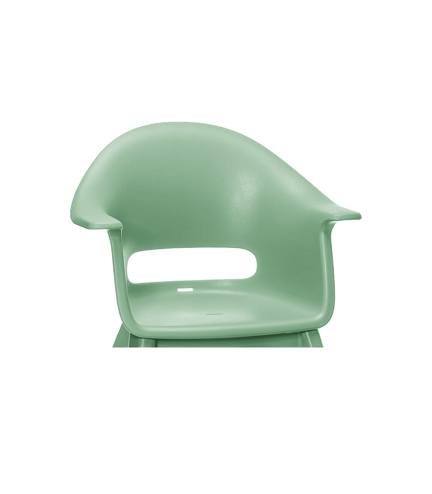 Stokke® Clikk™ Seat in Clover Green. Available as Spare part.