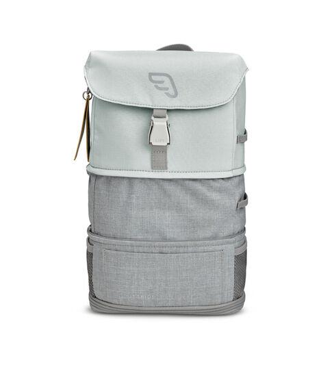 JetKids™ de Stokke® Crew Backpack Green Aurora, Green Aurora, mainview view 4
