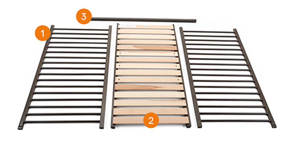 Stokke® Home™ Bed box #2. Items included.