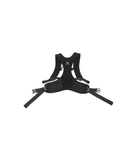 Stokke® MyCarrier™ front- og ryggbærestykke Black Mesh, Black Mesh, mainview view 4