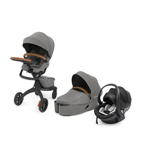 Stokke® Xplory® X Travel System Modern Grey. Global. view 15