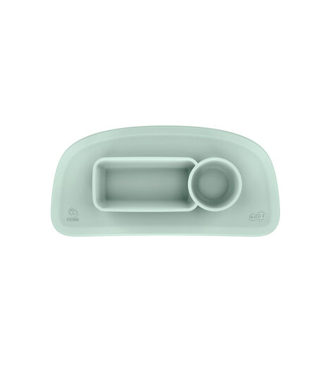 ezpz™ by Stokke™ placemat for Stokke® Tray Soft Mint, Menta Chiaro, mainview view 3