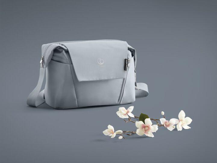 Stokke® Changing Bag - torba pielęgnacyjna, Balance Blue, mainview view 1