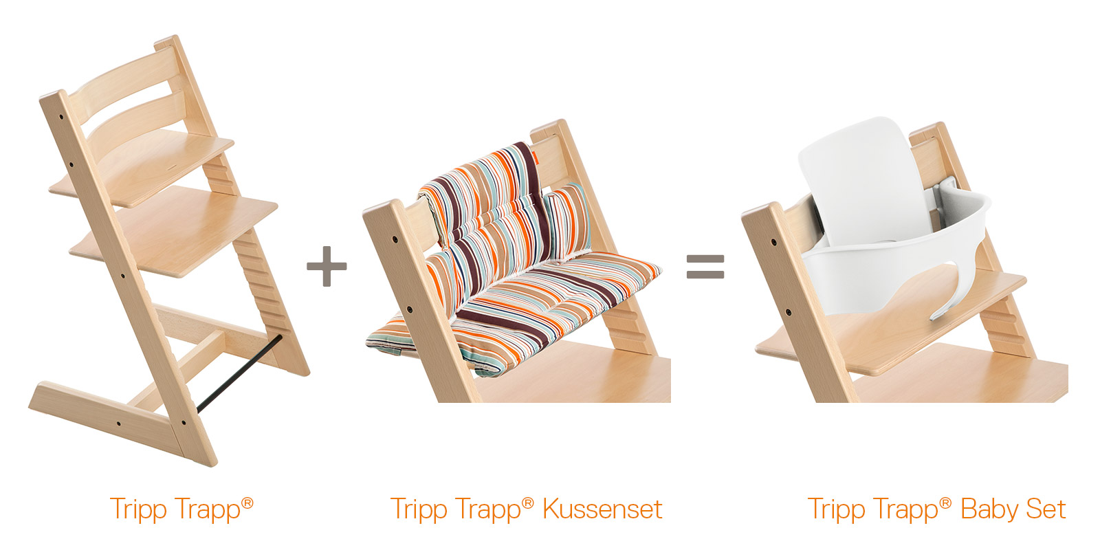 Tripp Trapp Baby Set Promotion Sept 2014