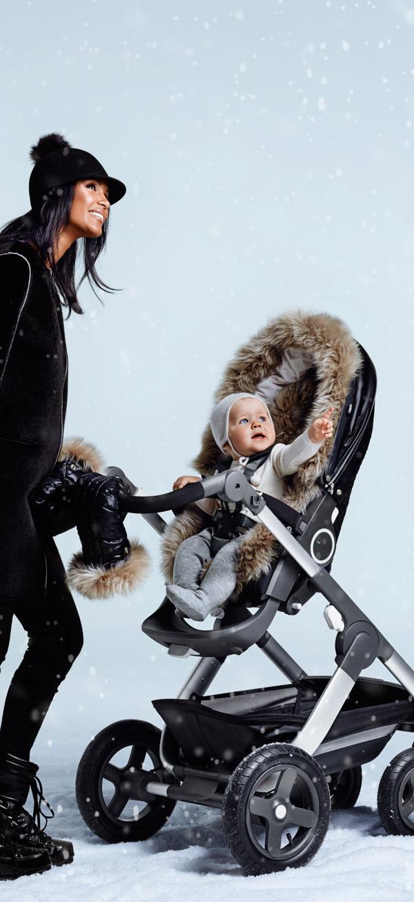 Малыш не будет мерзнуть зимой!