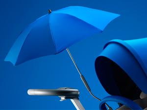 Xplory Cobalt Blue Shading parasol