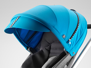 Scoot Hood with Visor
