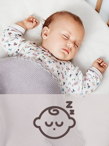 How to get your baby asleep and settled.