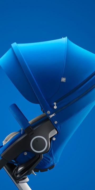 Поднимите на новый уровень стиль Вашей коляски
