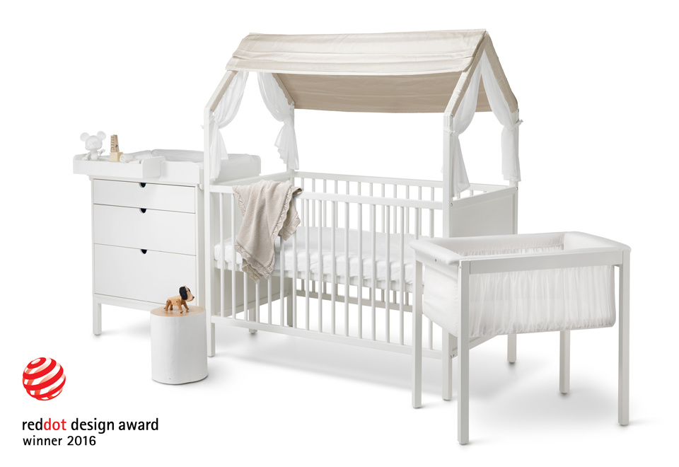Stokke<sup>®</sup> Home<sup>™</sup> vinder Red Dot Award: Product Design 2016