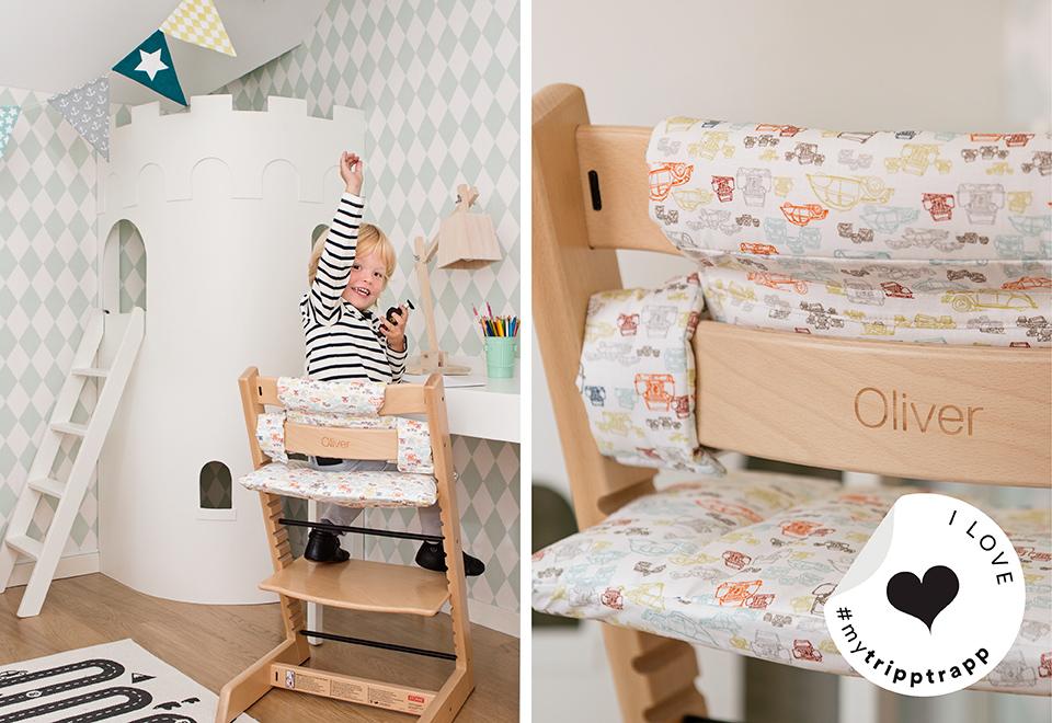 ihr ganz pers nlicher tripp trapp. Black Bedroom Furniture Sets. Home Design Ideas