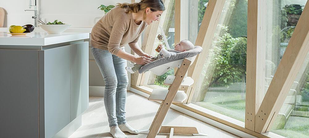 A durable high chair