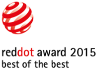 Red Dot Award Best of the Best 2015 Stokke® Steps™