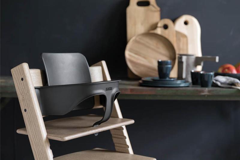 Tripp Trapp Chair Walnut Brown