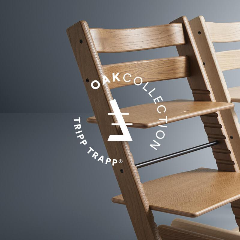 TTs in Oak Brown Stuhlreihe Close-up 1
