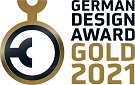 German Design Award Gold 2021